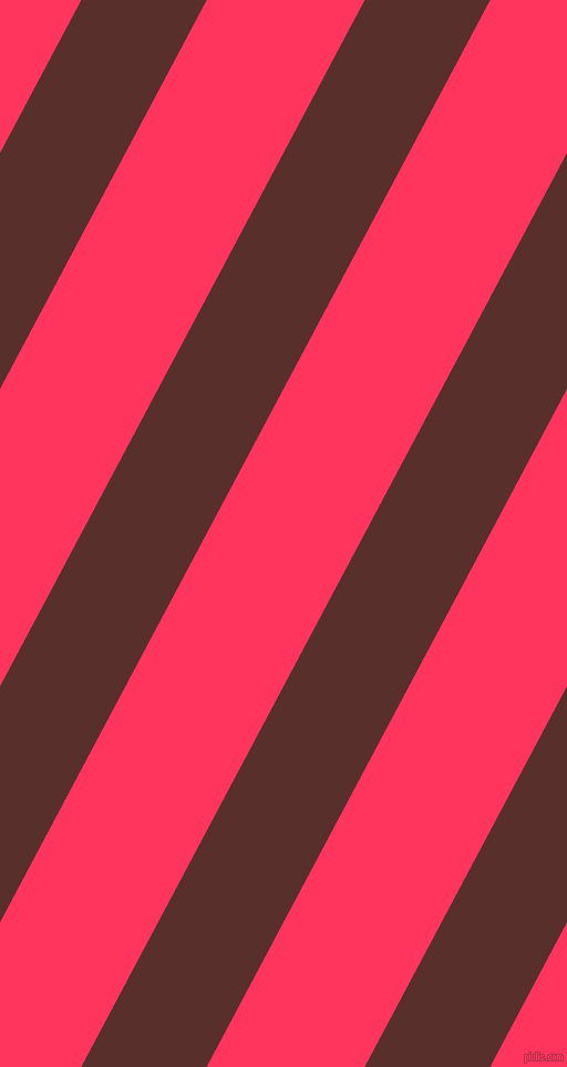 62 degree angle lines stripes, 100 pixel line width, 126 pixel line spacing, Moccaccino and Radical Red stripes and lines seamless tileable