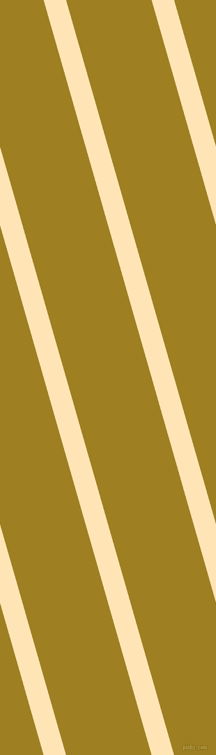 106 degree angle lines stripes, 31 pixel line width, 118 pixel line spacing, Moccasin and Hacienda stripes and lines seamless tileable