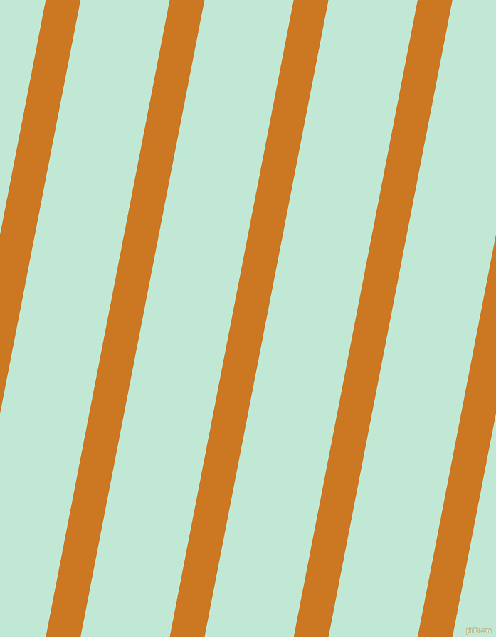 79 degree angle lines stripes, 48 pixel line width, 123 pixel line spacing, Ochre and Aero Blue stripes and lines seamless tileable