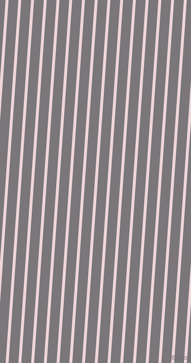 86 degree angle lines stripes, 6 pixel line width, 20 pixel line spacing, Pale Rose and Monsoon stripes and lines seamless tileable