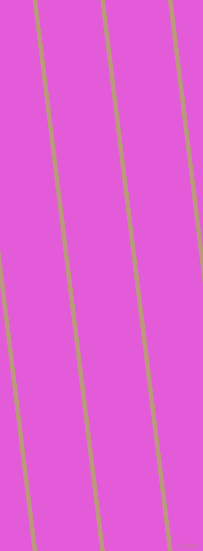 97 degree angle lines stripes, 9 pixel line width, 123 pixel line spacing, Pale Taupe and Free Speech Magenta stripes and lines seamless tileable