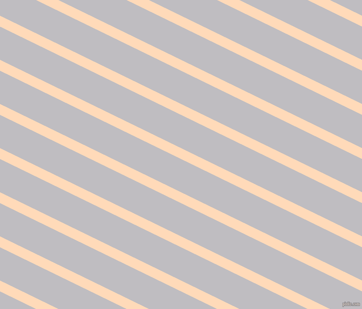 154 degree angle lines stripes, 20 pixel line width, 61 pixel line spacing, Peach Puff and French Grey stripes and lines seamless tileable