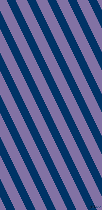 116 degree angle lines stripes, 27 pixel line width, 35 pixel line spacing, Prussian Blue and Deluge stripes and lines seamless tileable