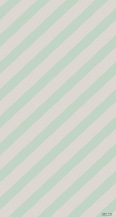 43 degree angle lines stripes, 30 pixel line width, 36 pixel line spacing, Sea Mist and Gallery stripes and lines seamless tileable