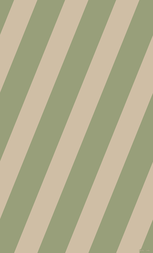 68 degree angle lines stripes, 74 pixel line width, 88 pixel line spacing, Soft Amber and Sage stripes and lines seamless tileable