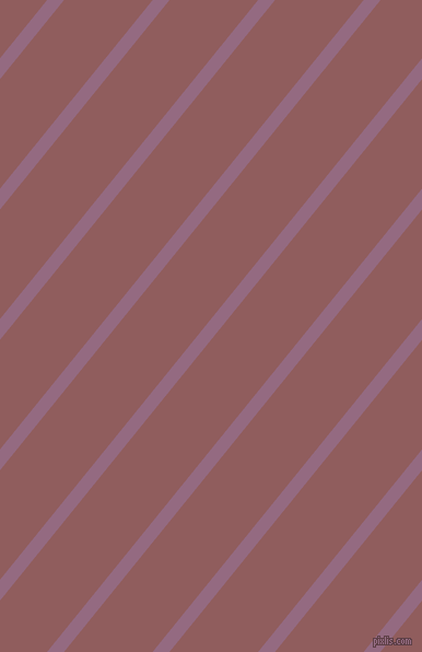 51 degree angle lines stripes, 12 pixel line width, 63 pixel line spacing, Strikemaster and Rose Taupe stripes and lines seamless tileable