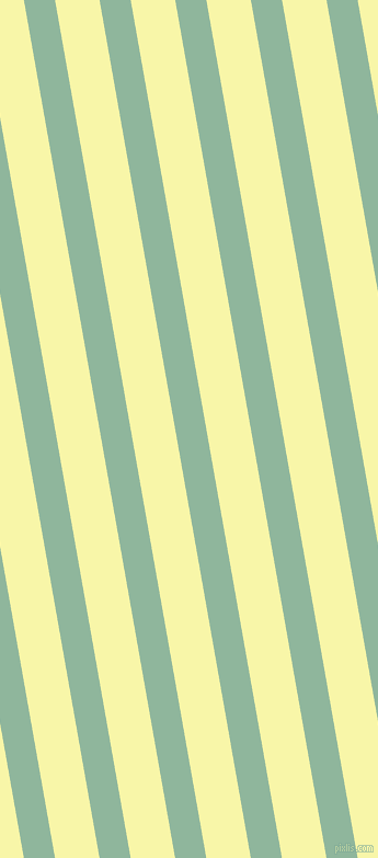 100 degree angle lines stripes, 28 pixel line width, 40 pixel line spacing, Summer Green and Shalimar stripes and lines seamless tileable