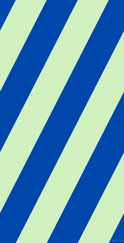 63 degree angle lines stripes, 90 pixel line width, 90 pixel line spacing, Tea Green and Cobalt stripes and lines seamless tileable
