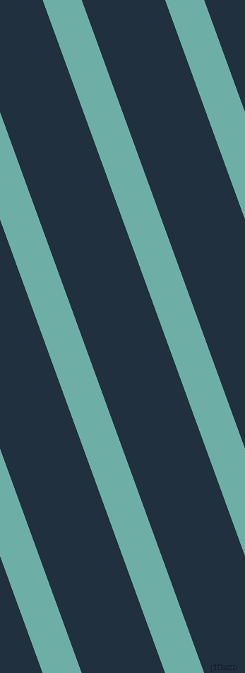 110 degree angle lines stripes, 52 pixel line width, 111 pixel line spacing, Tradewind and Midnight stripes and lines seamless tileable