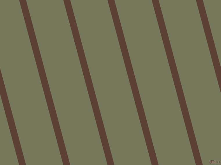 105 degree angle lines stripes, 23 pixel line width, 124 pixel line spacing, Very Dark Brown and Finch stripes and lines seamless tileable
