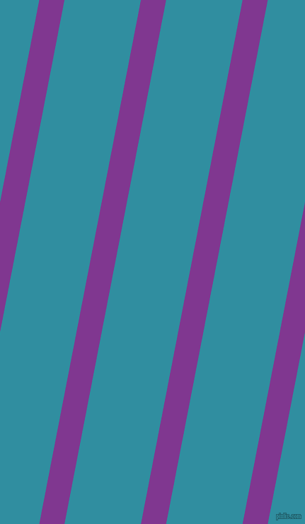 79 degree angle lines stripes, 35 pixel line width, 106 pixel line spacing, Vivid Violet and Scooter stripes and lines seamless tileable