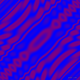 , Blue and Purple wavy plasma ripple seamless tileable